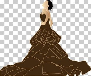Bride Wedding Dress PNG