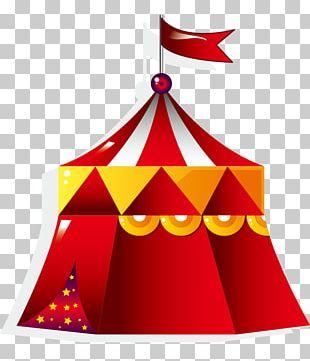 Circus Illustration PNG