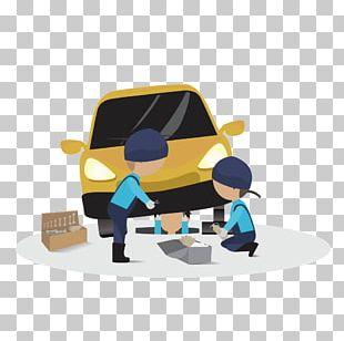 Car Service Gratis PNG