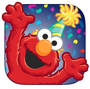 Elmo Grover Cookie Monster Abby Cadabby Big Bird PNG
