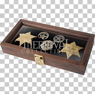 American Frontier Badge Western United States United States Marshals Service Replica PNG