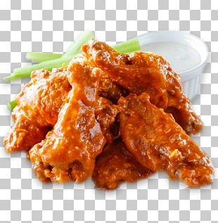 Buffalo Wing Barbecue Grill Crispy Fried Chicken French Fries PNG