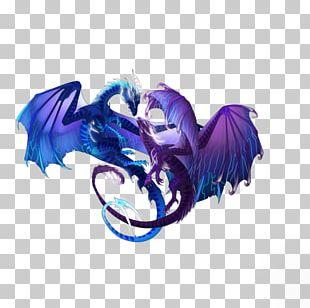 Dragon Desktop Computer Figurine PNG