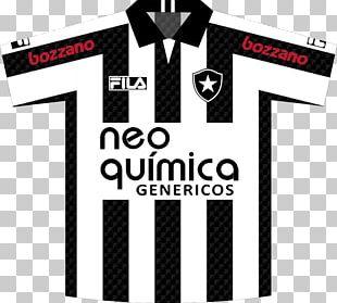 Evolução Dos Uniformes Do Botafogo De Futebol E Regatas T-shirt Evolução Dos Uniformes Do Botafogo De Futebol E Regatas ユニフォーム PNG