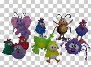 Galinha Pintadinha Dona Aranha Chicken Stuffed Animals & Cuddly Toys Figurine PNG