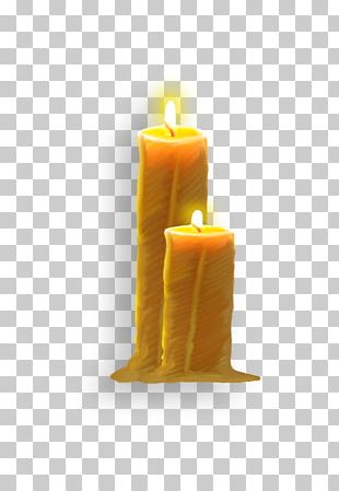 Candle Wax PNG