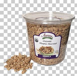 Muesli Breakfast Cereal Granola Vegetarian Cuisine Ice Cream PNG