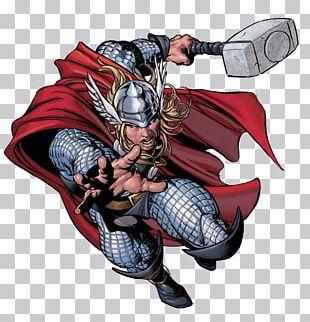 Thor Odin Angela Comics Comic Book PNG