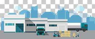 Warehouse Euclidean Logistics Factory PNG