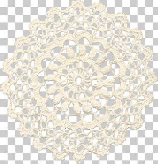 Doily Place Mats Porcelain Centimeter PNG