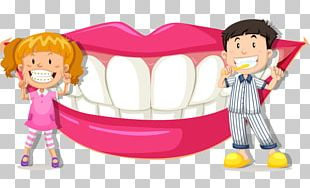Tooth Brushing Teeth Cleaning Human Tooth PNG