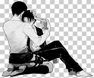 Eren Yeager Attack On Titan Anime Levi Mikasa Ackerman PNG