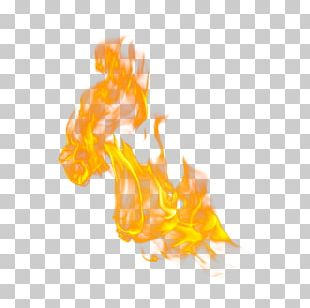 Flame Fire Combustion Yellow PNG