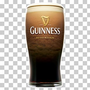 Guinness Beer Stout Ale Harp Lager PNG