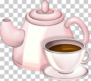 Kettle Teapot Coffee Cup Mug PNG
