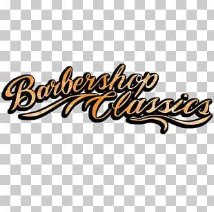 Moustache Beard Barber Hair Logo PNG