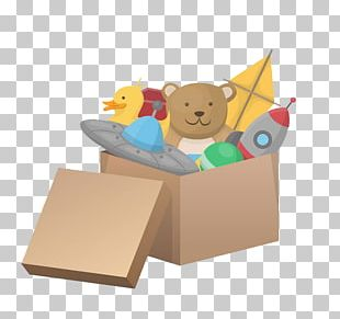 Stuffed Toy Cardboard Box Imaginext PNG
