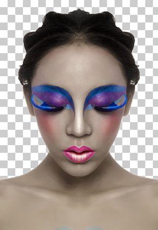 Beauty Make-up Cosmetics Model PNG
