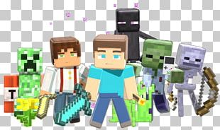 Minecraft: Story Mode Herobrine Video Game PNG