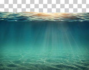 Underwater Sea Ocean Submarine Volcano PNG