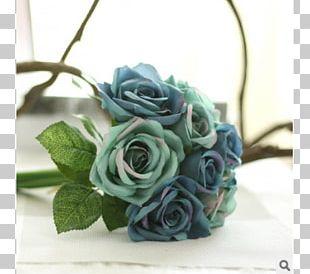 Flower Bouquet Artificial Flower Wedding Bride PNG