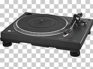 IMG STAGE LINE DJP Turntable Gramophone Disc Jockey Turntablism PNG