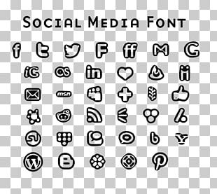 Social Media Computer Icons Font Awesome Font PNG