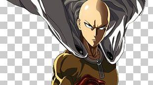 One Punch Man Anime Saitama Character Manga PNG