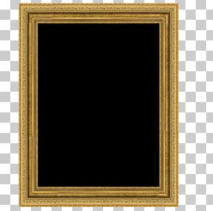 Frames Wood Stain Rectangle PNG