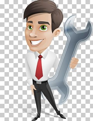 Character Business Cartoon PNG