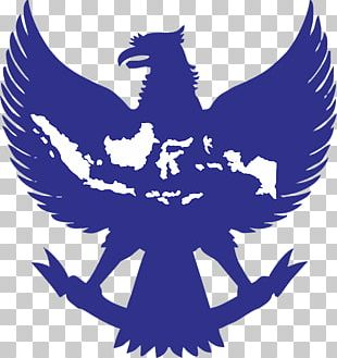 National Emblem Of Indonesia Garuda Cdr PNG