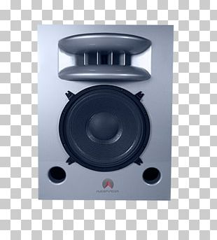 Subwoofer Studio Monitor Computer Speakers Microphone Computer Monitors PNG