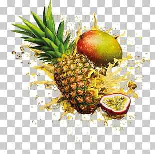 Orange Juice Muffin Pineapple Fruit PNG