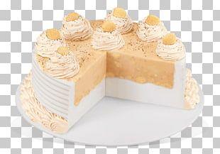 Petit Four Torte Cheesecake Buttercream PNG