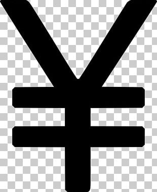 Yen Sign Japanese Yen Currency Symbol Pound Sign Euro Sign PNG