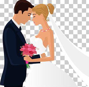 Bridegroom Marriage Wedding Invitation PNG