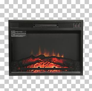 Hearth Heat Electric Fireplace Chimney PNG