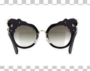 Sunglasses Miu Miu Eye Lens PNG