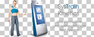 Interactive Kiosks SysTrain Fitness GmbH 3D-Kamera Innovation PNG