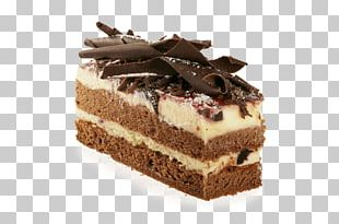 Chocolate Cake Slice PNG
