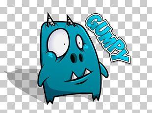 Fish Character .cf PNG