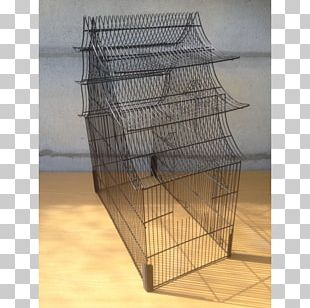 Cage Mesh Wire Basket PNG