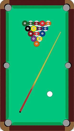 Billiard Tables Billiards Pool PNG