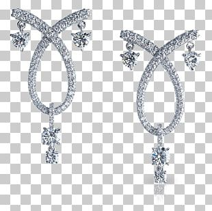 Earring Body Jewellery Symbol Diamond PNG