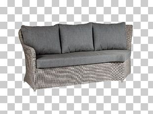 Table Rattan Couch Garden Furniture PNG