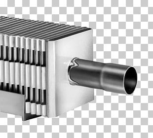 Fin Tube Hydronics Heat Pipe PNG