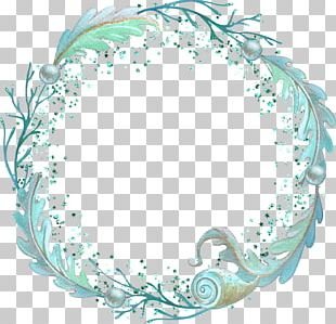 Flower Watercolor Painting Garland Tattoo PNG