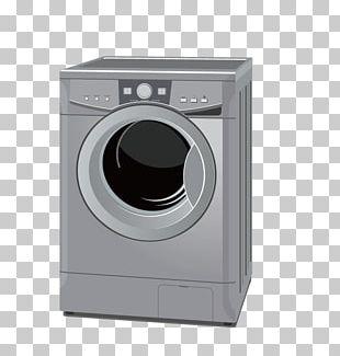 Washing Machine Euclidean Home Appliance PNG