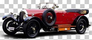 Antique Car Vintage Car Motor Vehicle Automotive Design PNG