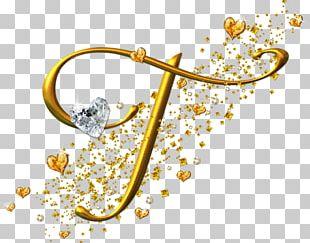 Letter Alphabet Gold C PNG